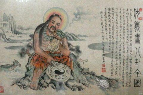 盘古、伏羲的原型是谁?创造本期人类的那一位到底是谁?